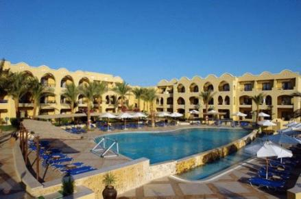 Sol Y Mar Makadi Sun Resort****
