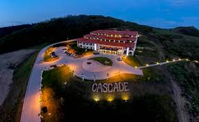 Hotel Cascade Resort Spa & Conference****
