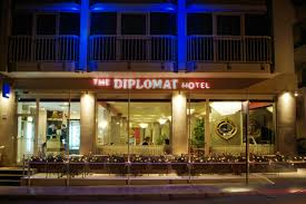 The Diplomat Hotel****