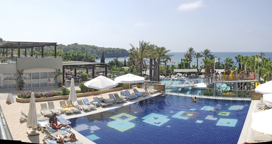 Aska Buket Resort & Spa*****
