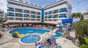 Blue Wave Suıte Hotel****