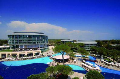 Calista Luxury Resort Hotel*****