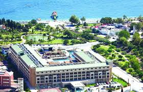 Crystal De Luxe Kemer Resort & Spa Hotel*****
