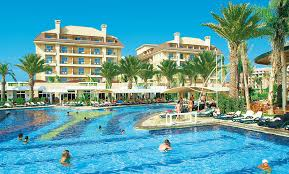 Crystal Family Resort & Spa Hotel*****