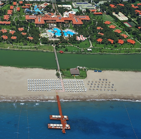 Gloria Golf Resort Hotel *****