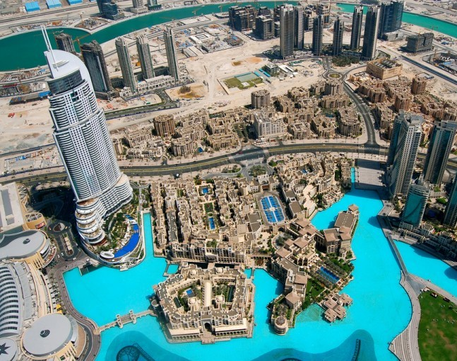 The Address Downtown Dubai*****