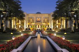 Arabian Court at One & Only Royal Mirage*****