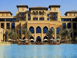 The Palace at One & Only Royal Mirage*****